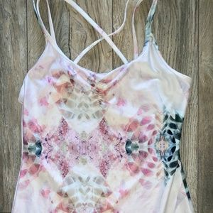 CALIA by Carrie Underwood Workout Tank Top-Sz. M